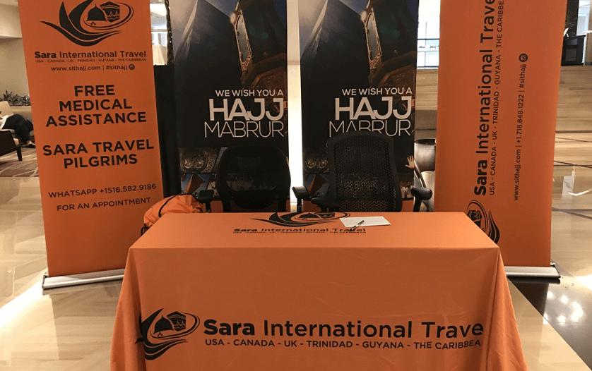 Hajj 2020 & Umrah Service Provider in New York, USA   Sara