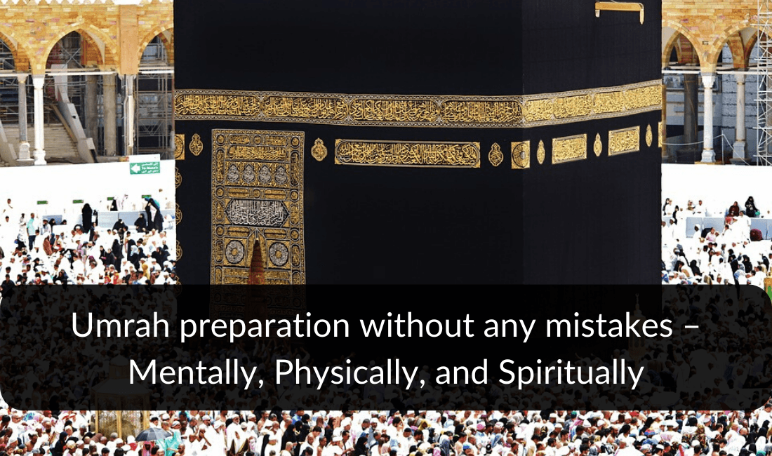 how to prepare for umrah